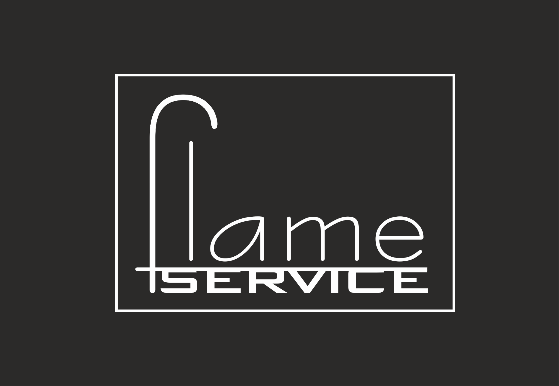FLAME LOGO REAL